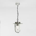 Astro Montparnasse Pendant Polished Nickel