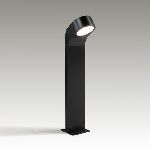 Astro Lighting Soprano Bollard 0677 Black Garden Light