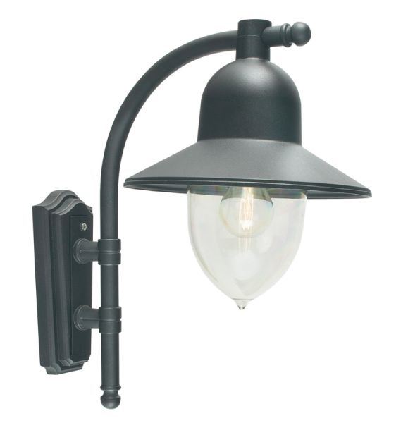 Buy Turin Grande Outdoor Pedestal Lanterns By Norlys: Elstead C2 Como Wall Outdoor Lantern