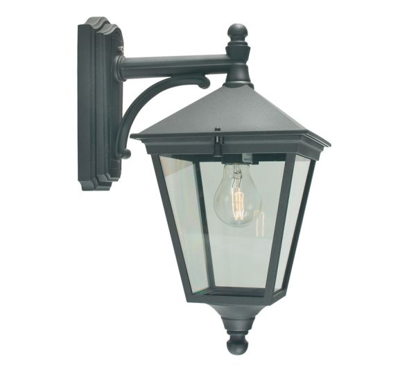 Buy Turin Grande Outdoor Pedestal Lanterns By Norlys: Elstead T2 Turin Drop Down Wall Lantern