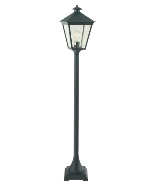Buy Turin Grande Outdoor Pedestal Lanterns By Norlys: Elstead T4 Turin Pillar Lantern