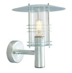 Elstead Stockholm ST1 Galvanised Small Wall Lantern