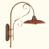 Casale Copper Wall Lights