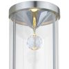 Trono Crystal Wall Light