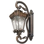 Elstead Tournai KL/TOURNAI1G/XL Grande Extra Large Wall Lantern