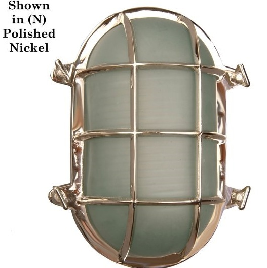 Limehouse (445A) Oval Ships Bulkhead Light (Large)