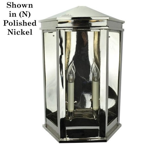 Limehouse (735B) Metropolitan Wall Lantern (Medium)