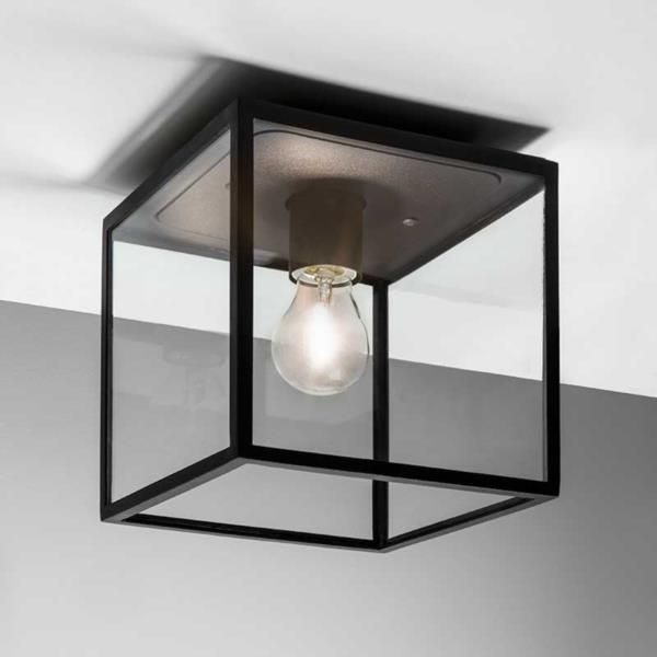 Modern Porch Ceiling Lights : Astro box outdoor lighting ceiling