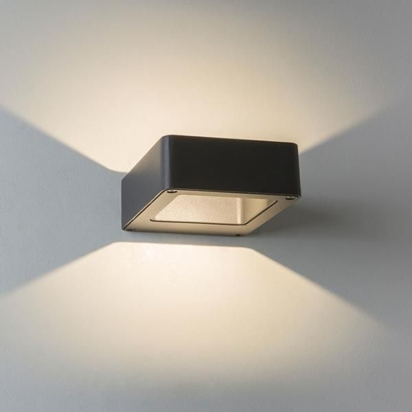 Astro Lighting Napier Wall 8003 LED Black Exterior LightAS4092