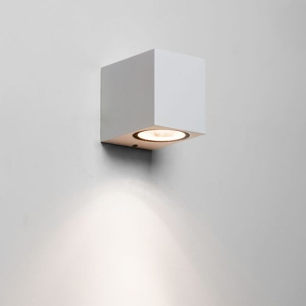 ASTRO CHIOS 150 OUTDOOR BLACK UP//DOWN WALL LIGHT 7128