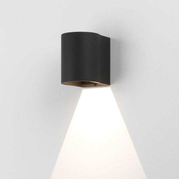 Astro Lighting 7945 Dunbar 100 LED Black Wall LightAS4166