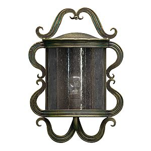 Wrought Iron Outdoor Lights