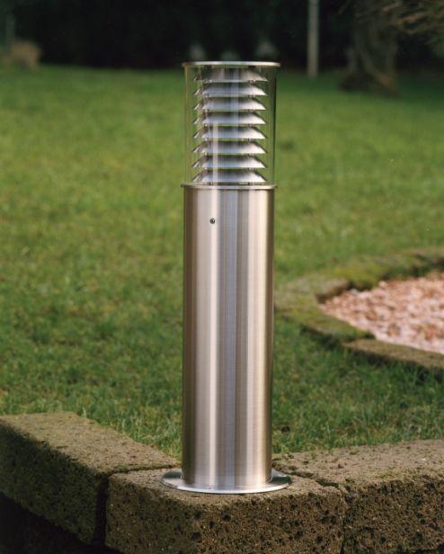 Outdoor Lighting Company: Steel Exterior Post Lights