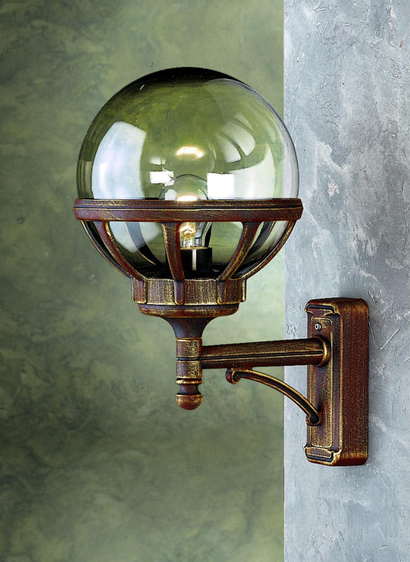 Wall globe lantern contemporary outdoor lighting outdoor lighting napoli globe lantern94040 aloadofball Images