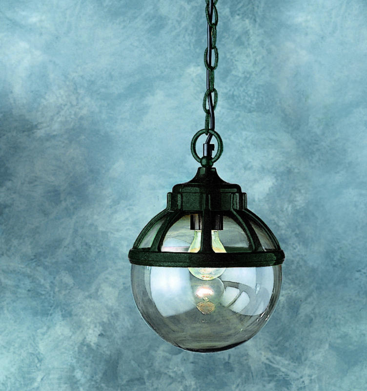 Exterior lighting tips outdoor lighting centre napoli globe hanging lantern94042 aloadofball Choice Image