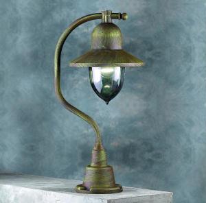 Traditional Pedestal Lantern Traditional Garden Lighting Outdoor Lighting