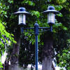 Triloi Double Lamppost
