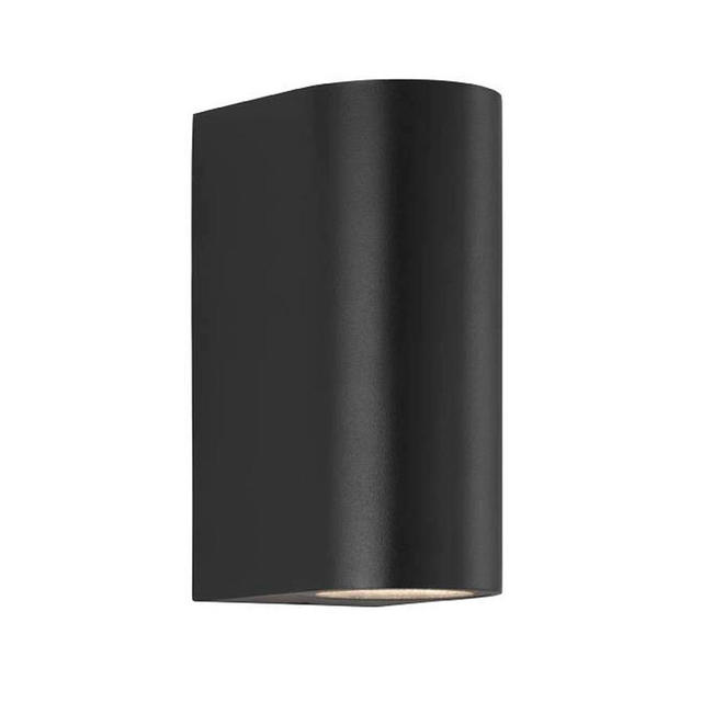 Nordlux Asbol Black LED 84971003 Outdoor Wall Light