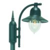Elstead Como C5 ART.371 Single Garden Lamp Post