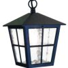 Elstead Canterbury BL48M Hanging Chain Porch Lantern