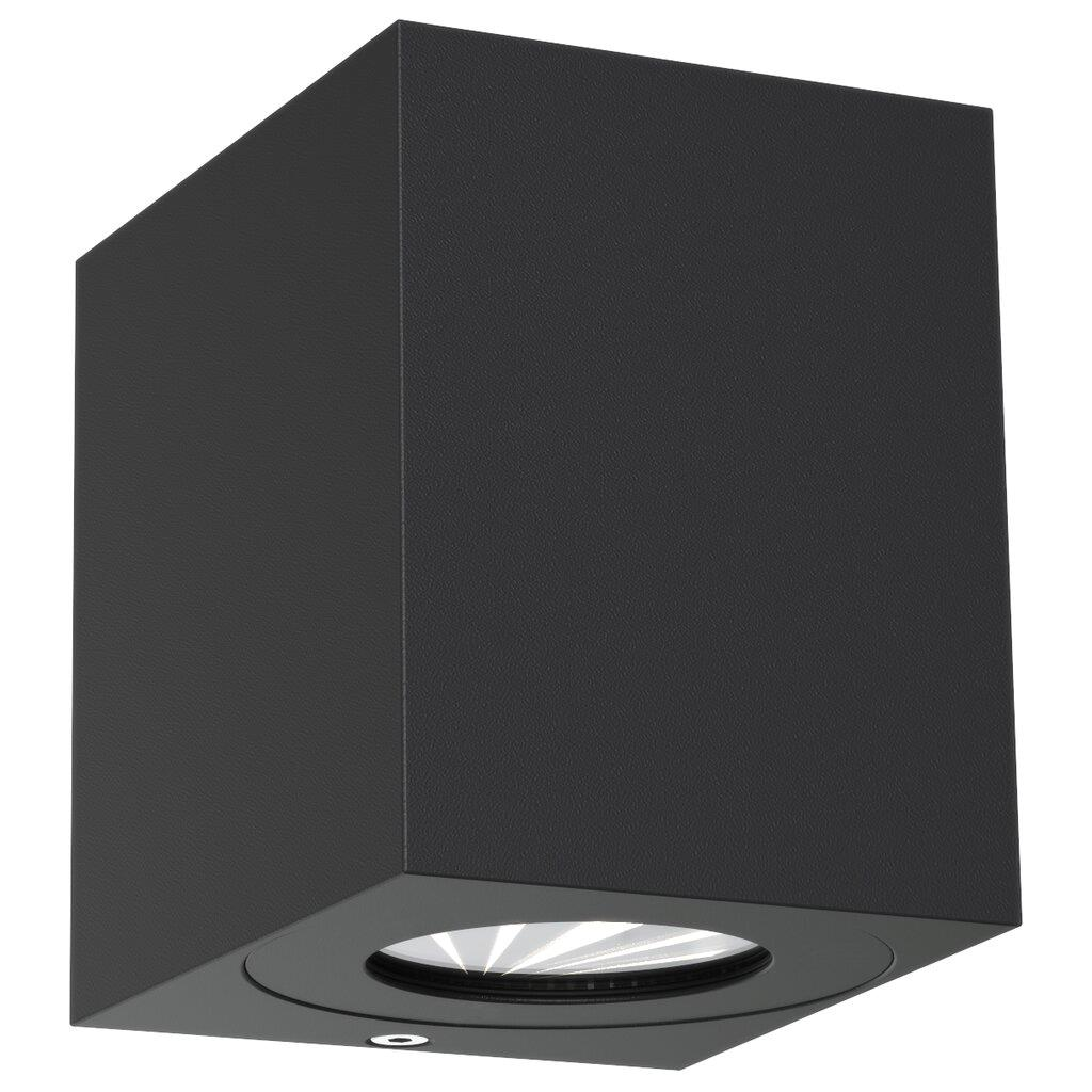 Nordlux Canto Kubi 2 Black 49711003 Up/Down LED Wall Light