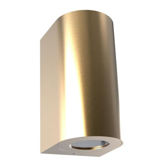 Nordlux Canto Maxi 2 Brass 49721035 Outdoor Wall light