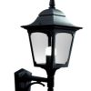 Elstead Chapel CP1 Black Up Wall Lantern