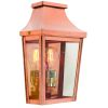 Elstead Chelsea CS7/2 ART.962 Copper Wall Lantern