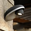 Elstead Lutec Eggo UT/EGGO WALL LED 6160 Exterior Wall Light