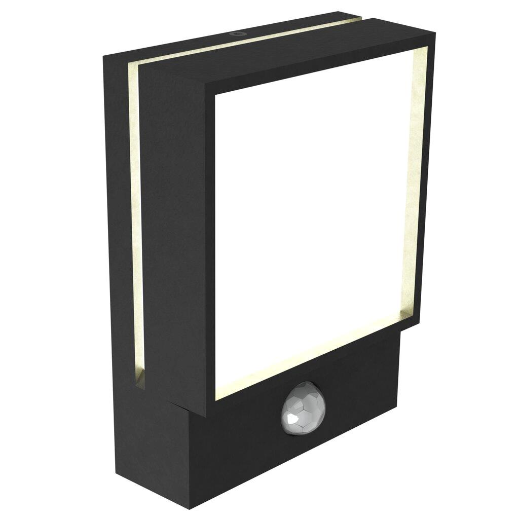 Nordlux Egon 49061003 Black LED Outdoor Wall Light