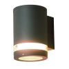 Elstead Magnus-1 Aluminium Down Wall Light
