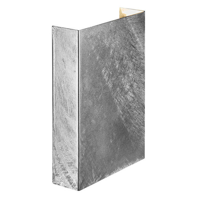 Nordlux Fold 15 Galvanised LED 2019051031 Outdoor Wall Light