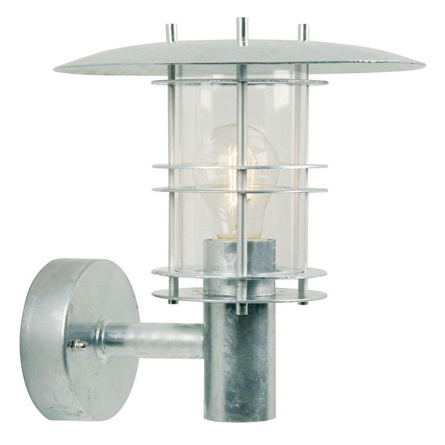 Nordlux Fredensborg 10610119 Galvanized Wall Light