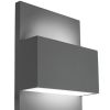Elstead Norlys GENEVE E27 ART.874 Up/Down Exterior Wall Light