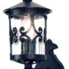 Elstead Hereford BL10 Garden Wall Lantern