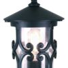 Elstead Hereford Pedestal Lantern