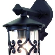 Elstead Hereford BL8 Outdoor Round Lantern