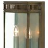 Elstead Holborn Medium Dark Bronze Wall Lantern
