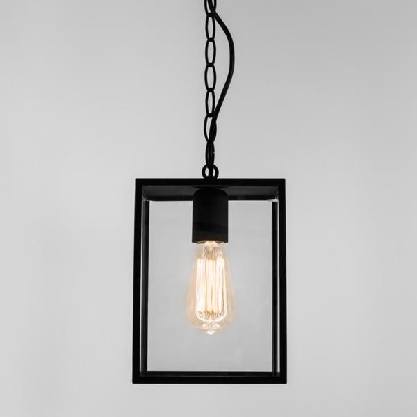 astro homefield pendant 7207 outdoor chain lantern. Black Bedroom Furniture Sets. Home Design Ideas