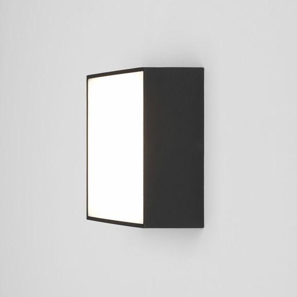 Astro Lighting 8024 Kea Square 140 Textured Black LED LightAS4193