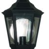 Elstead KINSALE FLUSH Flush Wall Mount Lantern