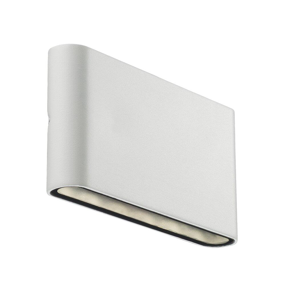 Nordlux Kinver 84181001 White Outdoor LED Wall Light