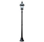 Elstead Ledbury GZH/LB5 Outdoor Lamp Post