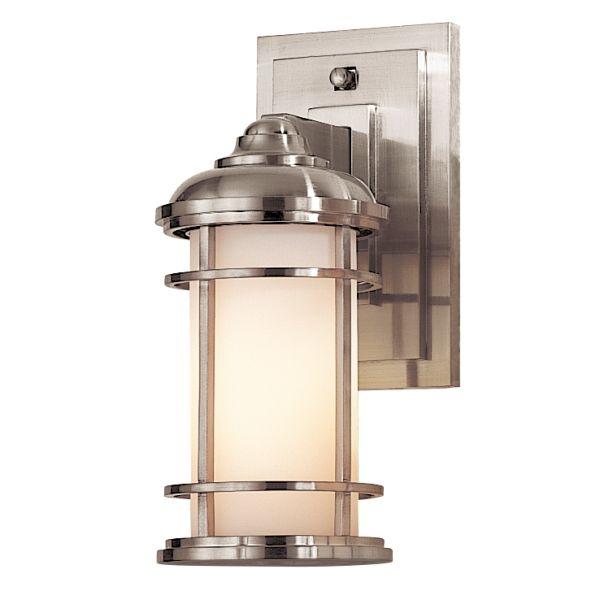 Brass Outdoor Wall Light, Outdoor Nautical Lights