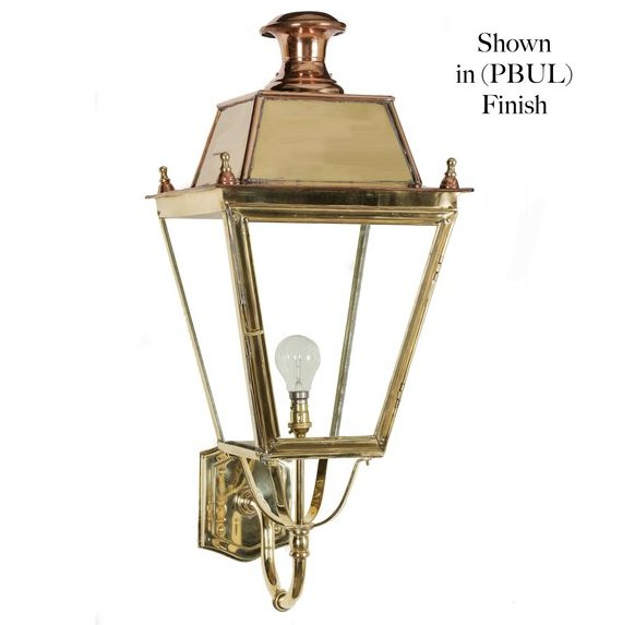 Limehouse (425A) Balmoral Wall Light (Large)