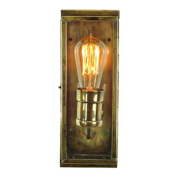 LIMEHOUSE LIGHTING (1900-7-WS-AB) ENGINEER (SMALL) WALL