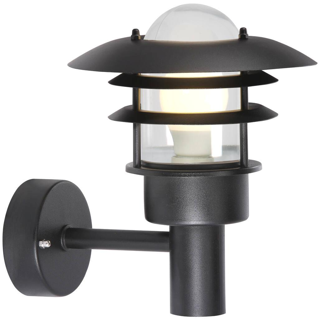 Nordlux Lonstrup 22 71431003 Black Wall Light