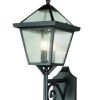 Louisianna 3 Light Wall Lantern