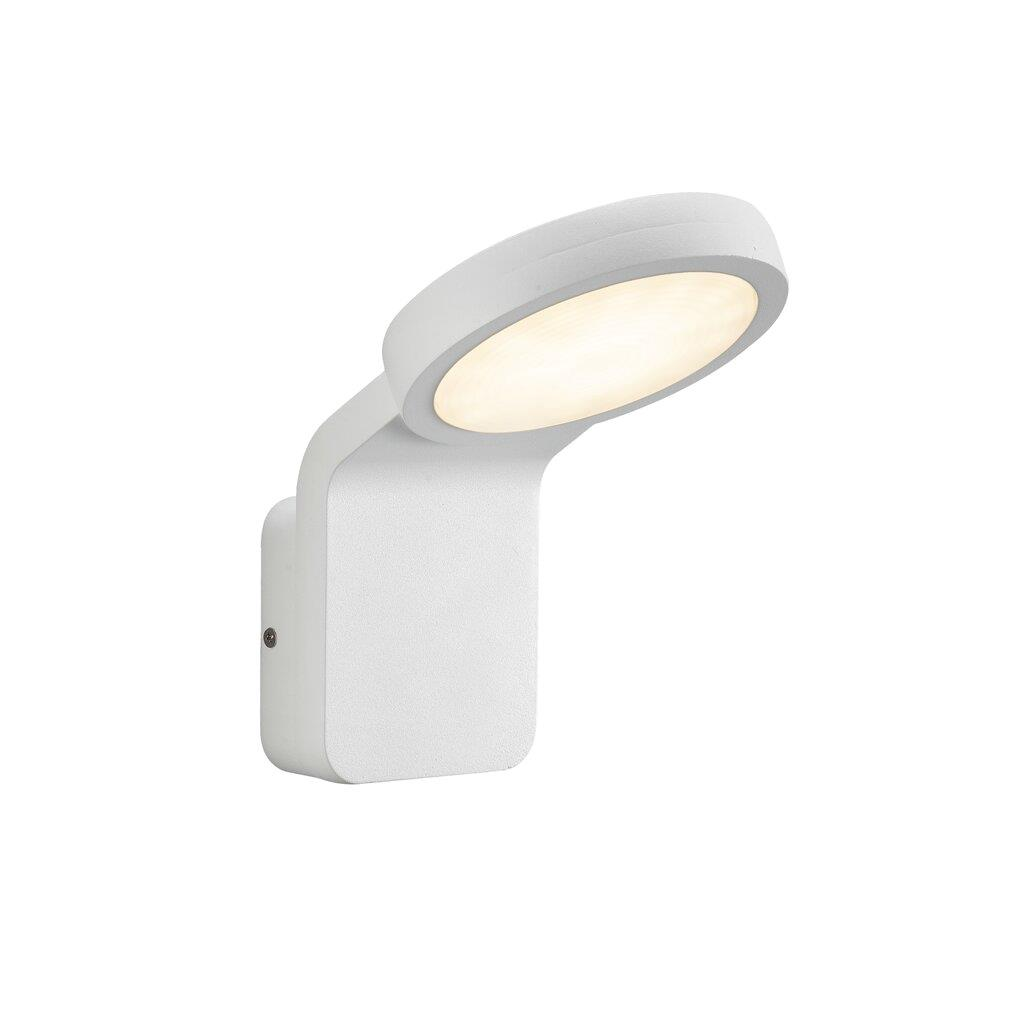 Nordlux Marina Flatline 46821001 White LED Outdoor Wall Light