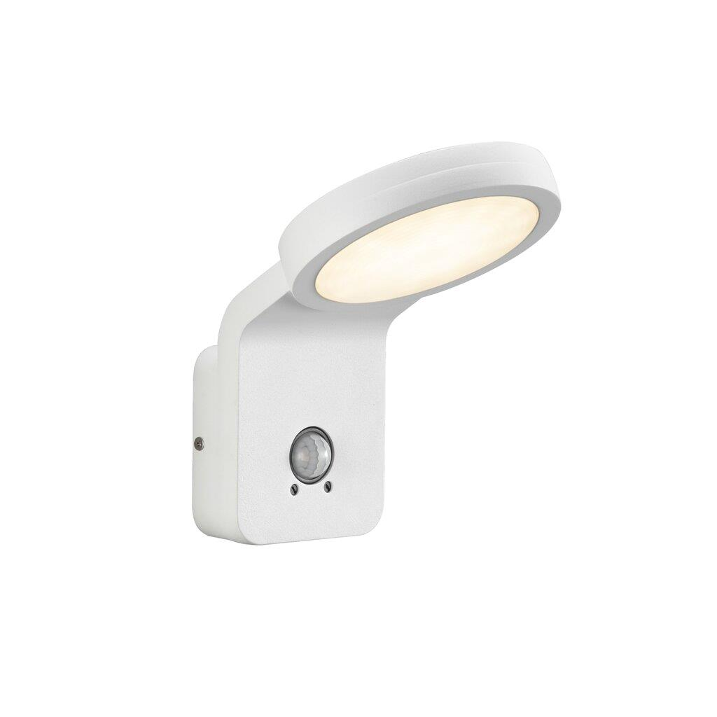 Nordlux Marina Flatline PIR Sensor 46831001 White LED Light